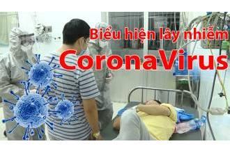 Nhiễm Virus Corona biểu hiện là gì?